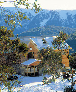 Summit Ridge Alpine Lodge - Accommodation Directory
