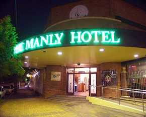 The Manly Hotel - Accommodation Directory