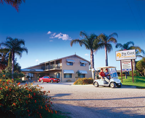Big River Motor Inn - Accommodation Directory
