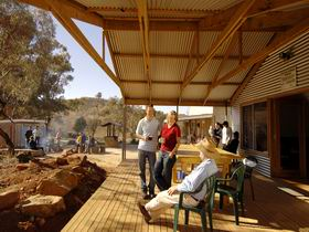 Willow Springs Shearers Quarters - Accommodation Directory