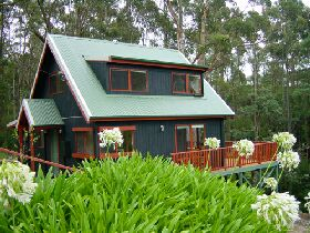 Tree Tops Cascades - Accommodation Directory