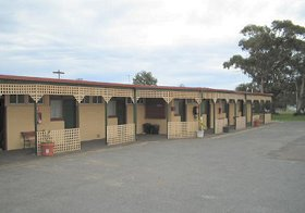 Central Court Motel - Accommodation Directory