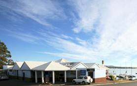 Beauty Point Waterfront Hotel - Accommodation Directory