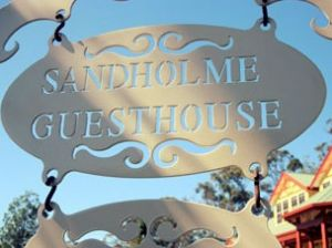 Sandholme Guesthouse 5 Star - Accommodation Directory