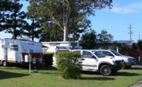 Browns Caravan Park - Accommodation Directory