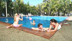 Gold Coast Tourist Parks Kirra Beach - Accommodation Directory