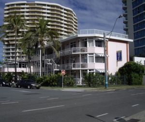 Coolangatta Ocean View Motel - Accommodation Directory