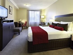 The Swanston Hotel Melbourne Grand Mercure - Accommodation Directory