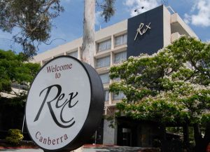Canberra Rex Hotel - Accommodation Directory