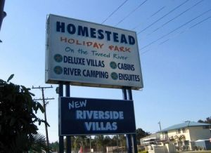 Homestead Holiday Park - Accommodation Directory
