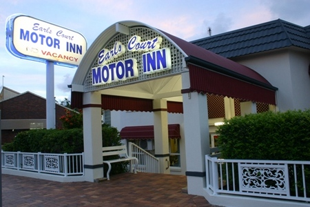 Earls Court Motor Inn - Accommodation Directory