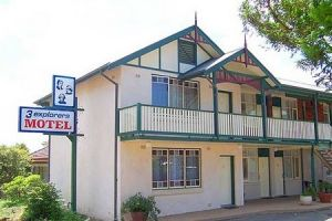 3 Explorers Motel - Accommodation Directory