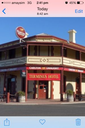 The Terminus Hotel Motel - Accommodation Directory