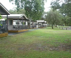 Beachfront Caravan Park - Accommodation Directory