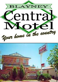 Blayney Central Motel - Accommodation Directory