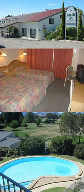 Tumut Motor Inn - Accommodation Directory