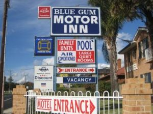 Blue Gum Motor Inn - Accommodation Directory
