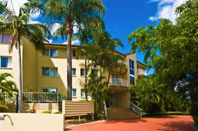 Bayview Waters Apartments - Accommodation Directory