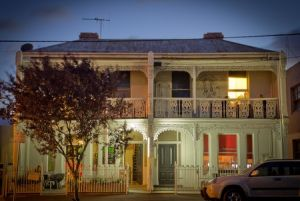 Back of Chapel Backpackers Hostel - Accommodation Directory