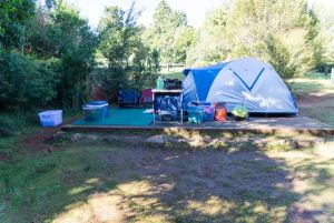Lamington National Park Camping Ground - Accommodation Directory