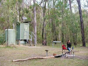 Ten Mile Hollow campground - Accommodation Directory