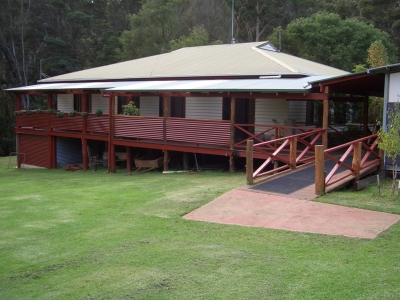 Pemberton Camp School - Accommodation Directory
