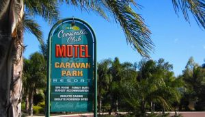 Coomealla Club Motel and Caravan Park Resort - Accommodation Directory
