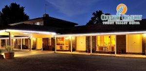 Country Comfort Tumut Valley Motel - Accommodation Directory