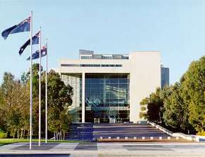 High Court of Australia Parkes Place - Accommodation Directory