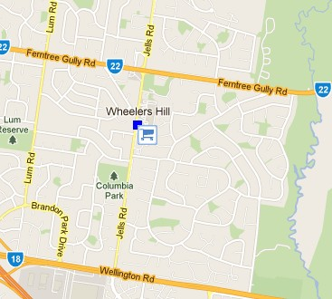 Wheelers Hill Shopping Centre - Accommodation Directory