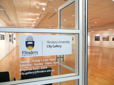 Flinders University City Gallery - Accommodation Directory