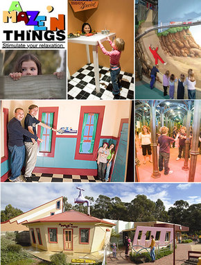 A Maze 'N Things - Accommodation Directory