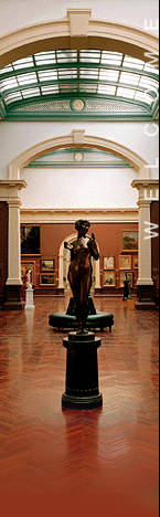Art Gallery of South Australia - Accommodation Directory