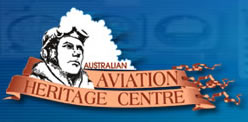 The Australian Aviation Heritage Centre - Accommodation Directory