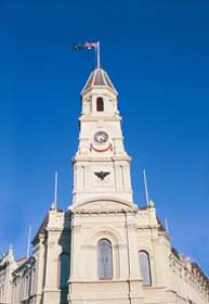 Fremantle Town Hall - Accommodation Directory