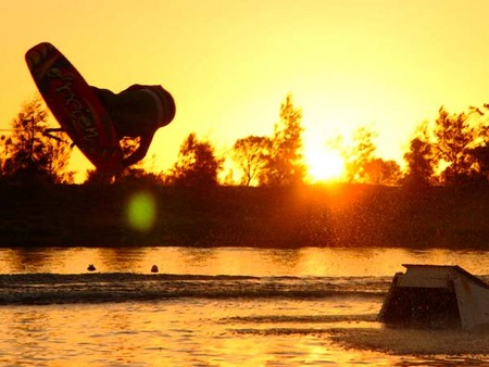 Bonney's WA Water Ski Park - Accommodation Directory
