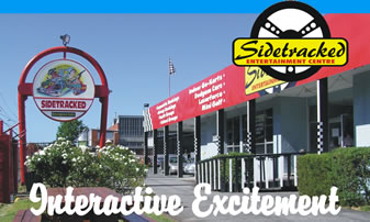 Sidetracked Entertainment Centre - Accommodation Directory