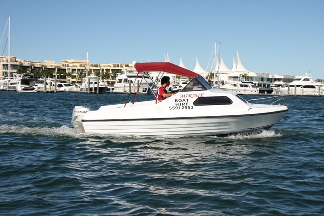 Mirage Boat Hire - Accommodation Directory