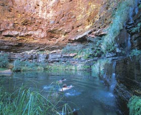 Dales Gorge and Circular Pool - Accommodation Directory