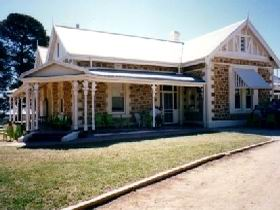 The Pines Loxton Historic House and Garden - Accommodation Directory
