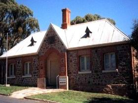 Old Police Station Museum - Accommodation Directory
