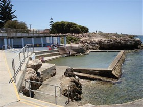 Edithburgh Tidal Pool - Accommodation Directory