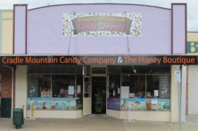 Cradle Mountain Candy Company and Honey Boutique - Accommodation Directory