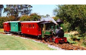 Redwater Creek Railway - Accommodation Directory