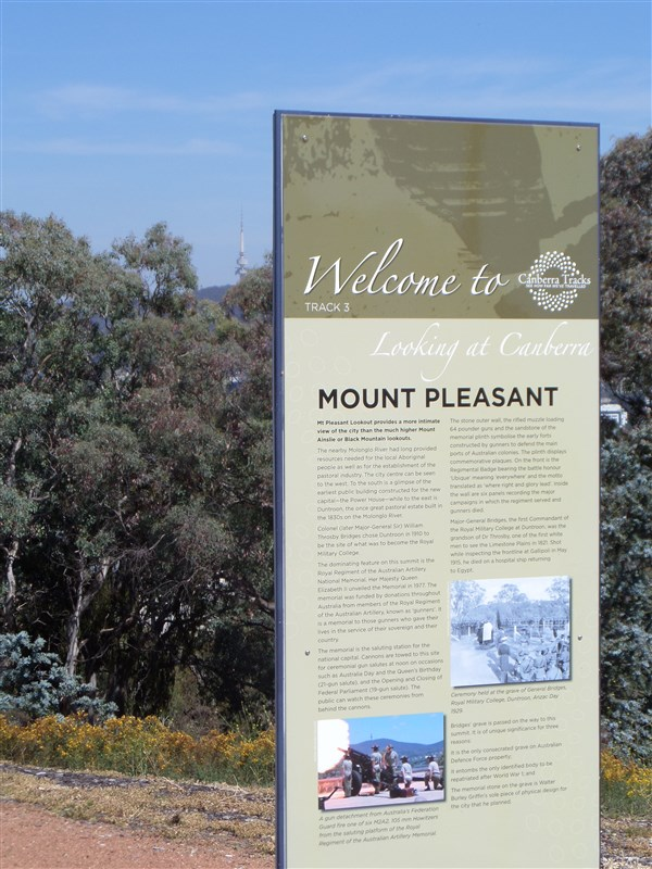 Mount Pleasant Lookout - Accommodation Directory