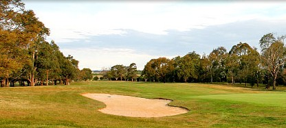 Longford Golf Course - Accommodation Directory