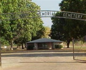 Katherine Cemetery - Accommodation Directory