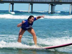 Get Wet Surf School - Accommodation Directory