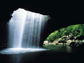 Natural Bridge Springbrook National Park - Accommodation Directory
