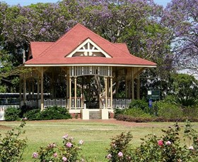 Gympie Memorial Park - Accommodation Directory